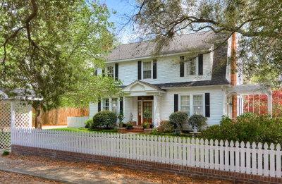 Aiken County Single Family Home For Sale: 240 Newberry Street SW