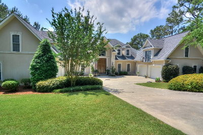 Aiken Single Family Home For Sale: 252 Willow Lake Dr