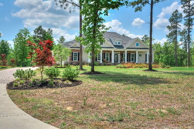 Aiken County Single Family Home For Sale: 827 Dasher Circle