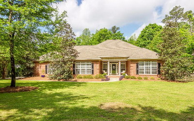 Edgefield County Single Family Home For Sale: 207 Country Club Road