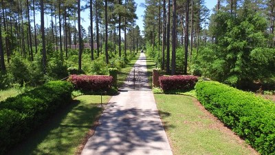 Aiken County Single Family Home For Sale: 1220 Surrey Race Road