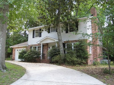 Aiken Single Family Home For Sale: 119 Grace Circle
