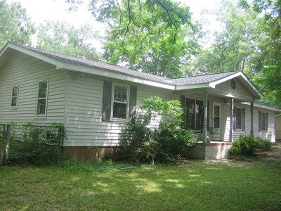 North Augusta Single Family Home For Sale: 341 Seminole Drive