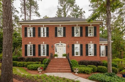 Aiken Single Family Home For Sale: 313 Willow Lake Ct