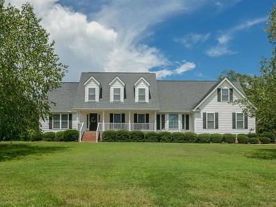 Edgefield County Single Family Home For Sale: 293 Pine Ridge Rd.