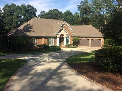 Edgefield County Single Family Home For Sale: 555 Mount Vintage Plantation Drive
