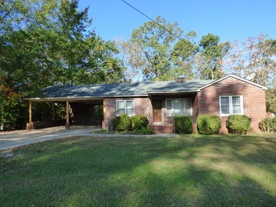 Edgefield County Single Family Home For Sale: 806 Church St