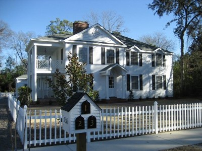 Aiken Single Family Home For Sale: 138 Florence
