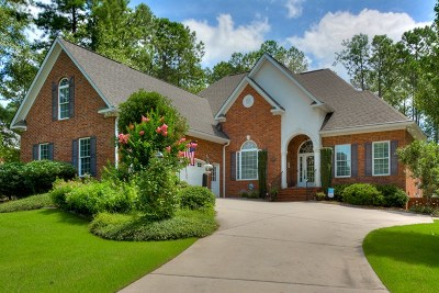 Aiken County Single Family Home For Sale: 249 Whistling Straits