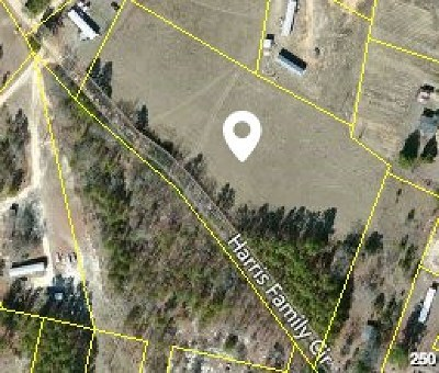 Edgefield County Residential Lots & Land For Sale: Harris Family Cir