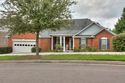 North Augusta Single Family Home For Sale: 141 Kenilworth Drive