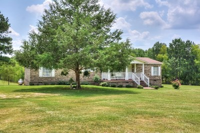 Edgefield County Single Family Home For Sale: 1415 Long Cane Road