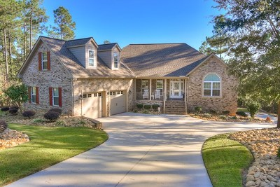 Aiken Single Family Home For Sale: 537 Wentworth Circle
