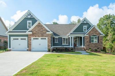 North Augusta Single Family Home For Sale: Lot 34 Morris Run