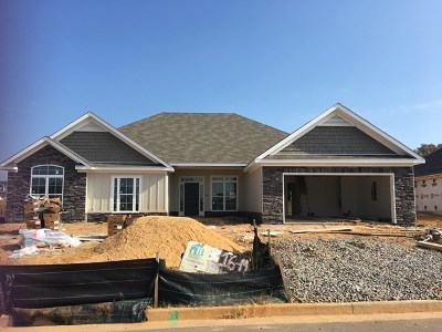 North Augusta Single Family Home For Sale: 355 Bridle Path Road