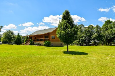 Aiken Single Family Home For Sale: 768 Oak Leaf Lane