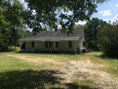 Edgefield County Single Family Home For Sale: 257 Bausket
