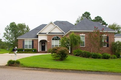 Aiken Single Family Home For Sale: 377 Bainbridge Dr