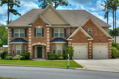 Aiken County Single Family Home For Sale: 1218 Moultrie Dr