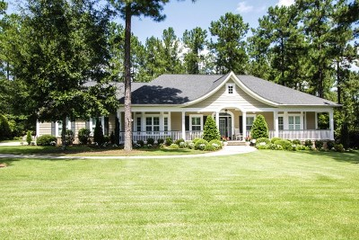 Aiken Single Family Home For Sale: 2515 Cardigan Dr