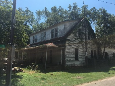 Edgefield County Single Family Home For Sale: 203 Church St