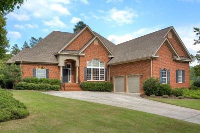 Aiken Single Family Home For Sale: 360 West Pleasant Colony
