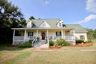 Edgefield County Single Family Home For Sale: 2890 Edgefield Hwy