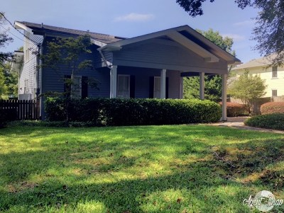Aiken Single Family Home For Sale: 229 Third Ave S.w.