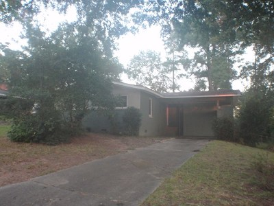 North Augusta Single Family Home For Sale: 705 Indian Mound Drive