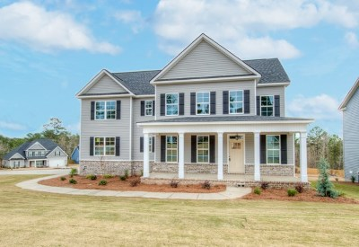North Augusta Single Family Home For Sale: Lot 2324 Lake Norman Drive