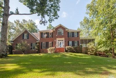 Aiken County Single Family Home For Sale: 173 Lagoon Lair