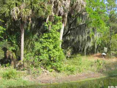 Dataw Island Residential Lots & Land For Sale: 1465 Gleasons Landing Drive