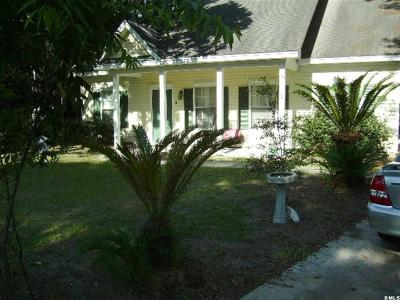 Beaufort County Single Family Home For Sale: 28 Cedar Crest Circle