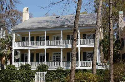Beaufort Single Family Home For Sale: 13 Waterside Drive