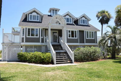 Fripp Island Single Family Home For Sale: 769 Marlin Drive