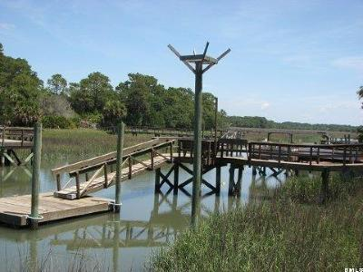 Fripp Island Residential Lots & Land For Sale: 357 Tarpon Boulevard