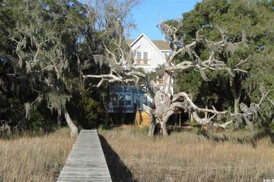 Seabrook Single Family Home For Sale: 126 Stuart Point