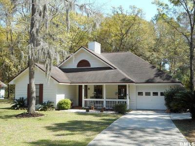 Beaufort SC Single Family Home Sold: $195,000