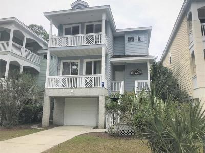 Fripp Island Single Family Home For Sale: 730 Bonito Road