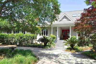 Beaufort County Single Family Home For Sale: 28 Sparrow Nest Point