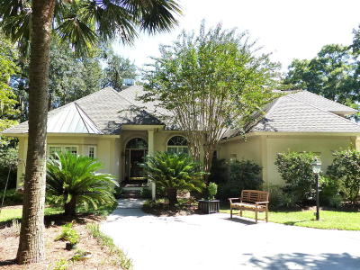 Okatie Single Family Home For Sale: 2 Chechessee Circle