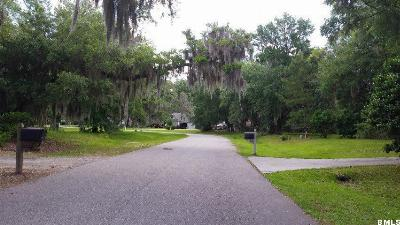 Beaufort SC Residential Lots & Land Closed: $39,900