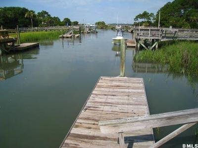 Fripp Island Residential Lots & Land For Sale: 81 Ocean Creek Boulevard