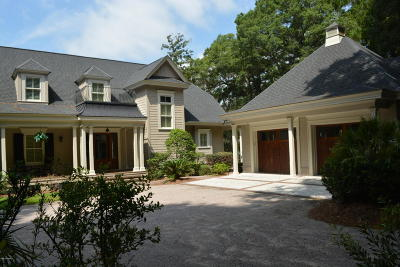 Beaufort County Single Family Home For Sale: 180 Bull Point Drive