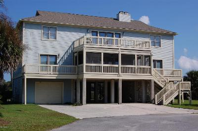 Beaufort County Single Family Home For Sale: 814 Marlin Drive