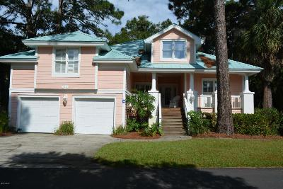 Fripp Island SC Single Family Home For Sale: $599,000