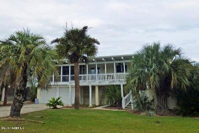 Fripp Island Single Family Home For Sale: 780 Marlin Drive