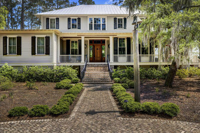 Beaufort County Single Family Home For Sale: 945 Mount Pelia Road