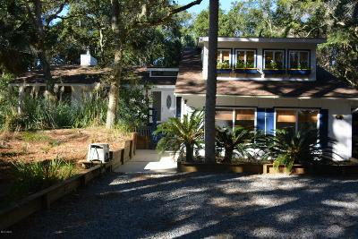 Fripp Island Single Family Home For Sale: 121 Sea Otter Lane