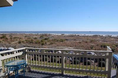 Fripp Island Condo/Townhouse For Sale: 142 Captain John Fripp